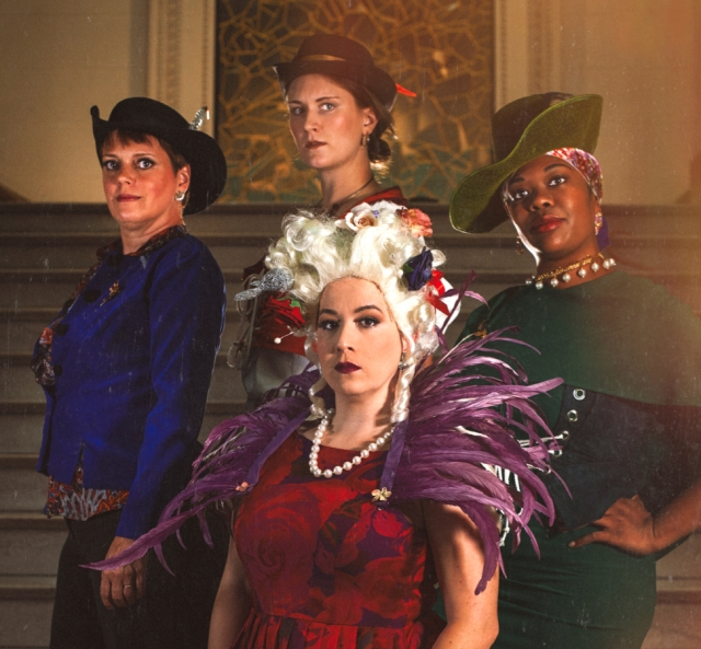 The NOLA Project Presents THE REVOLUTIONISTS in New Orleans Theatre